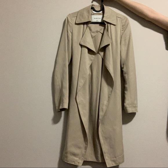 Aritzia (Babaton) trench coat